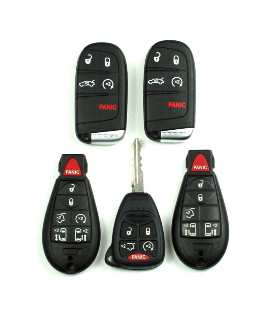 chrysler keyless entry remote locksmith service